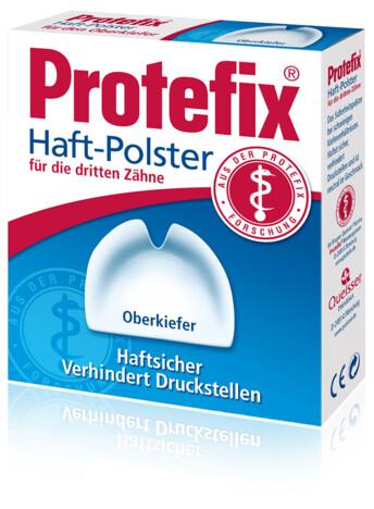 Прокладки для фіксації зубних протезів верхньої щелепи Protefix